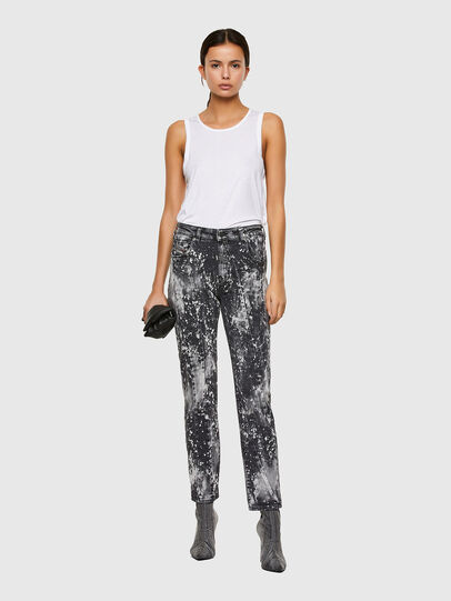 Diesel - D-Joy 009SW, Light Grey - Jeans - Image 5