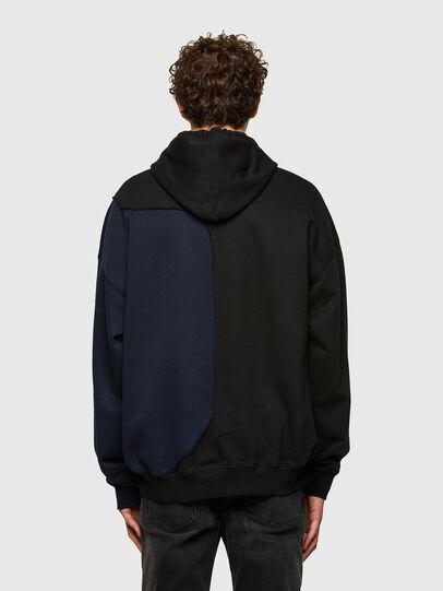 Diesel - S-BLASTY, Blue/Black - Sweaters - Image 2