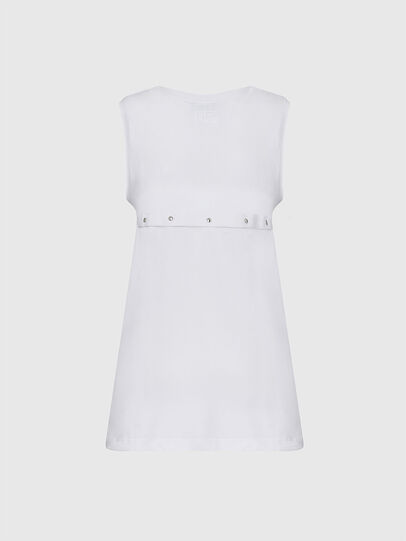 Diesel - T-ABBA, White - Tops - Image 2
