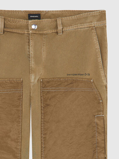 Diesel - P-TRENT, Light Brown - Pants - Image 3