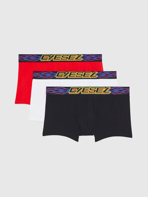 UMBX-DAMIENTHREEPACK, Black/Yellow - Trunks