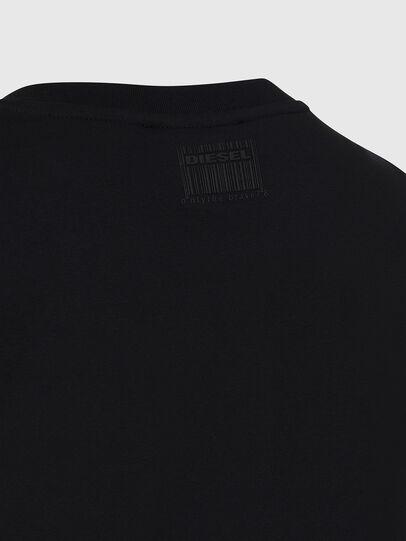 Diesel - T-DARIA-E31, Black - T-Shirts - Image 3