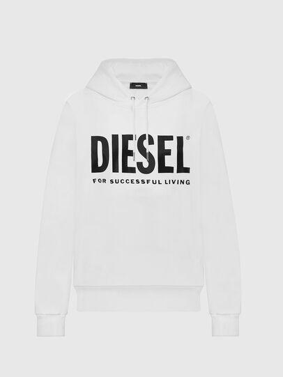 Diesel - F-ANG-HOOD-LOGO,  - Sweaters - Image 1