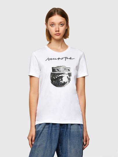 Diesel - T-LYS,  - T-Shirts - Image 1