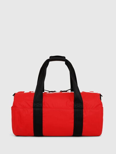 Diesel - F-BOLD DUFFLE, Red - Travel Bags - Image 2
