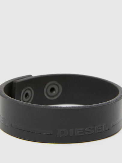 Diesel - A-LOTHER, Black - Bijoux and Gadgets - Image 2