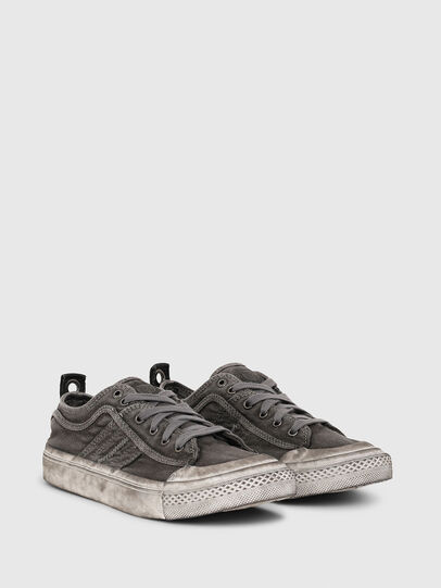 Diesel - S-ASTICO LOW LACE W, Grey - Sneakers - Image 2