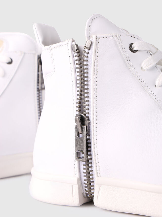 Diesel S-NENTISH, White - Sneakers - Image 4