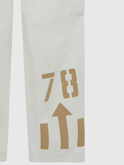 Diesel - D-Franky 009BZ, White - Jeans - Image 3