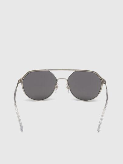 Diesel - DL0324, Grey - Sunglasses - Image 4