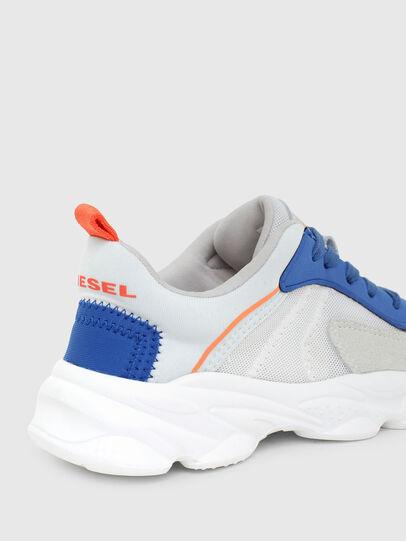 Diesel - S-SERENDIPITY LC YO, White/Blue - Footwear - Image 4