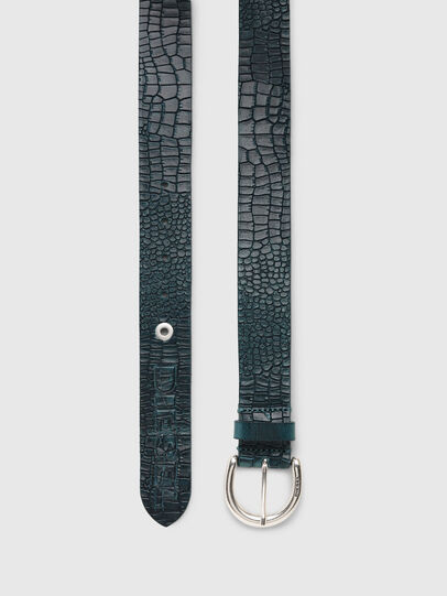 Diesel - B-CRICO, Light Blue - Belts - Image 3