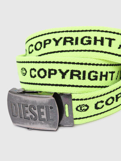 Diesel - BUTTY, Yellow - Belts - Image 2