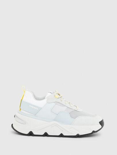 Diesel - S-HERBY LOW, White/Blue - Sneakers - Image 1