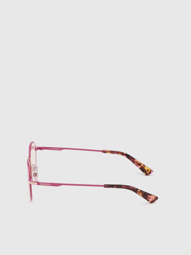 Diesel - DL0290, Pink - Sunglasses - Image 3