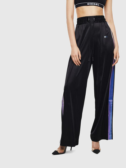 Diesel - P-ROZYN, Black - Pants - Image 1