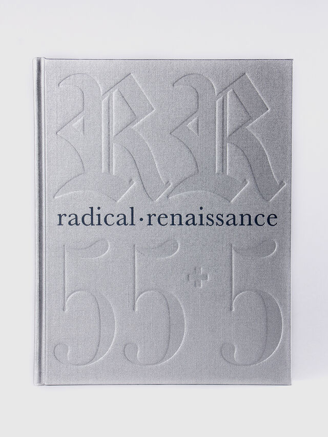 Diesel - Radical Renaissance 55+5 (signed by RR), Grey - Books - Image 1