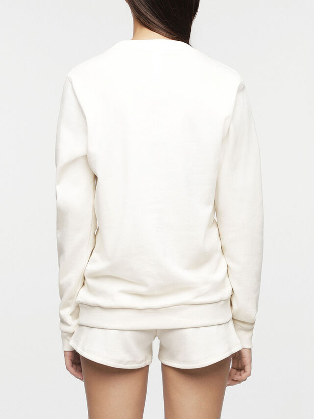 Diesel UFLT-WILLA, White - Sweaters - Image 2