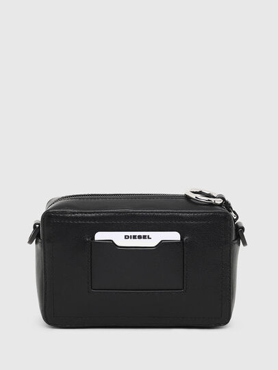 Diesel - ROSA' ML, Black - Crossbody Bags - Image 2