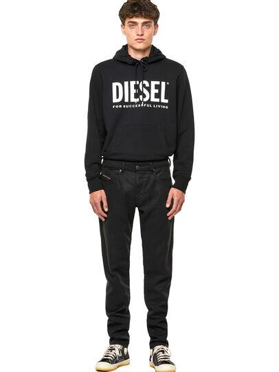 Diesel - D-Strukt JoggJeans® 069NC, Black/Dark grey - Jeans - Image 5