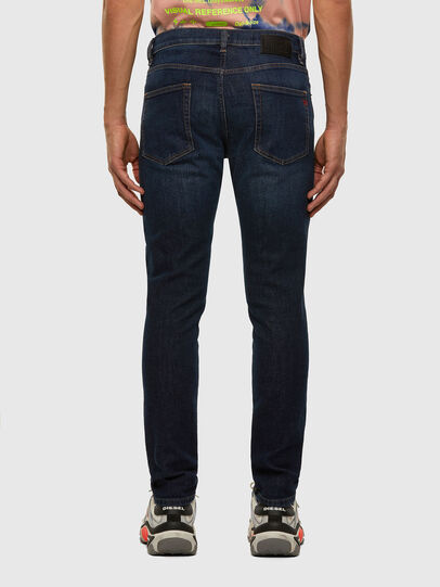 Diesel - D-Strukt 009HN, Dark Blue - Jeans - Image 2