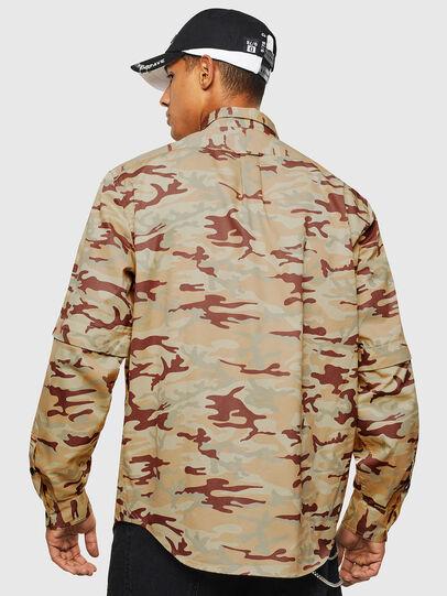 Diesel - S-RONNIE, Beige - Shirts - Image 2