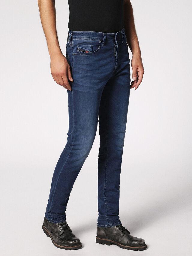 Diesel Buster 0675L, Dark Blue - Jeans - Image 6