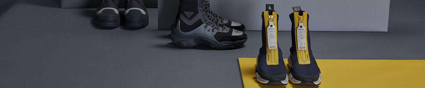 Footwear Man Diesel