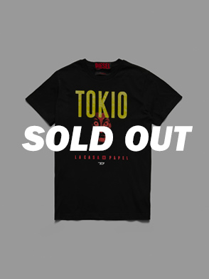 TOKIO SOLD OUT