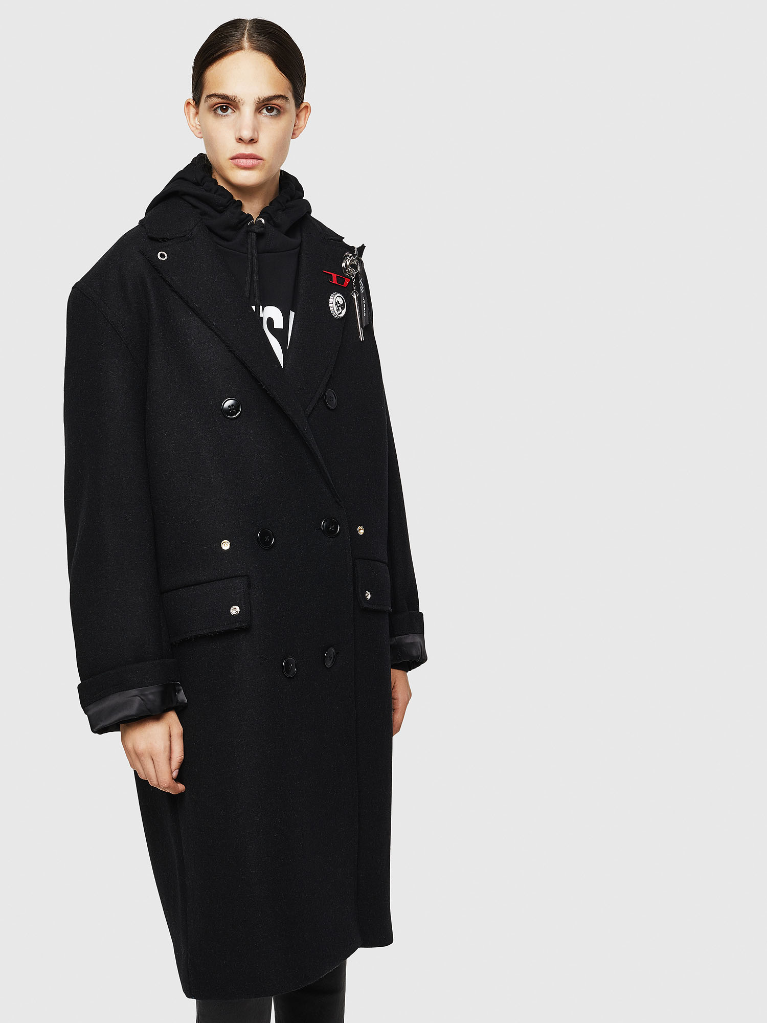Diesel - W-MALIN,  - Winter Jackets - Image 1