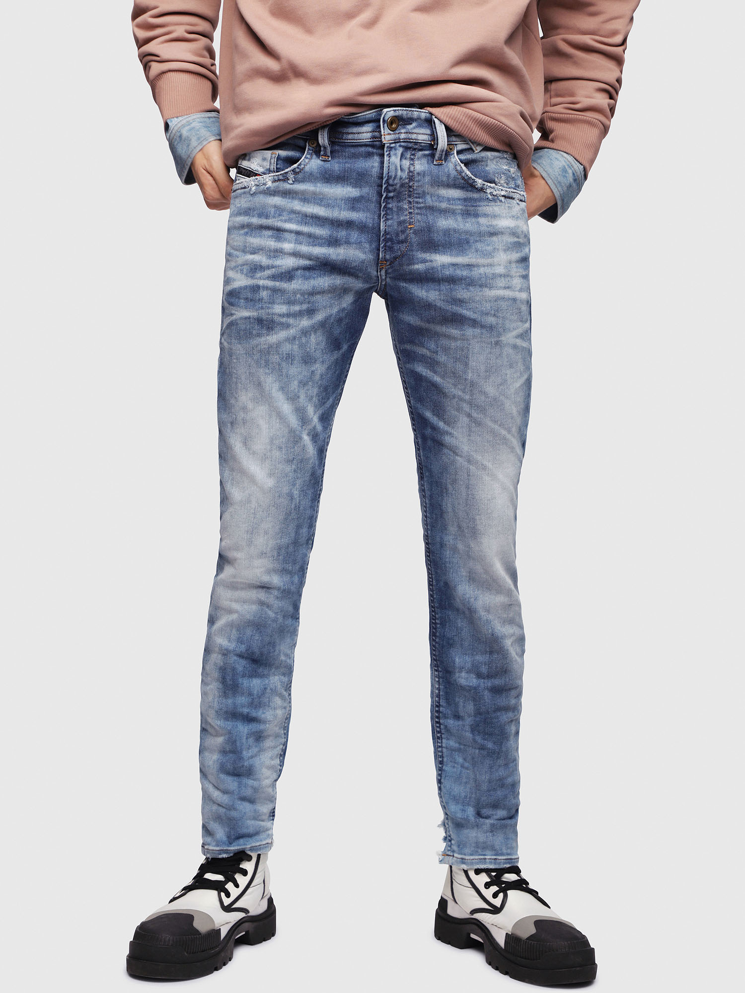Diesel - Thommer JoggJeans 087AC,  - Jeans - Image 1
