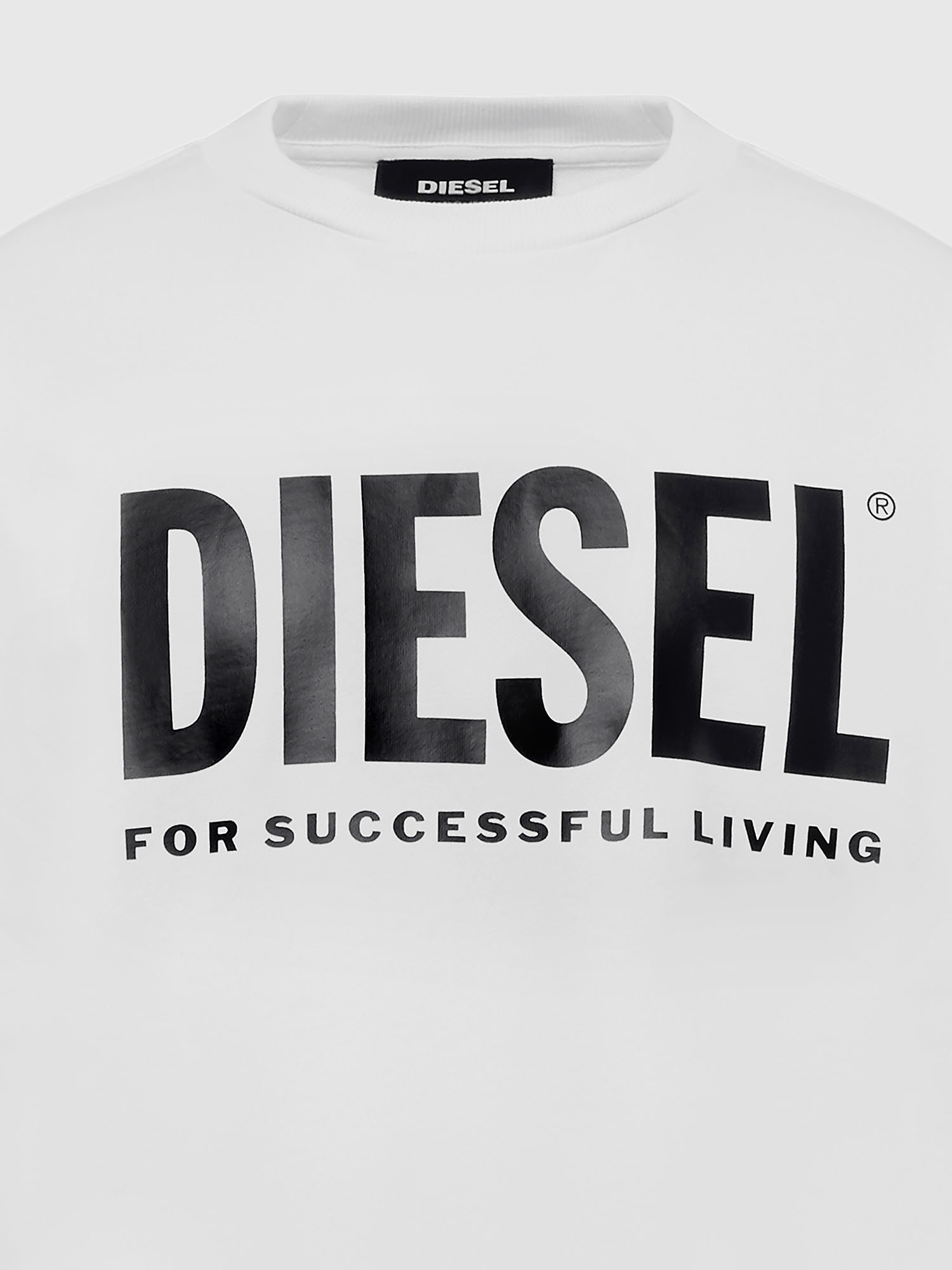 Diesel - S-GIR-DIVISION-LOGO,  - Sweaters - Image 3