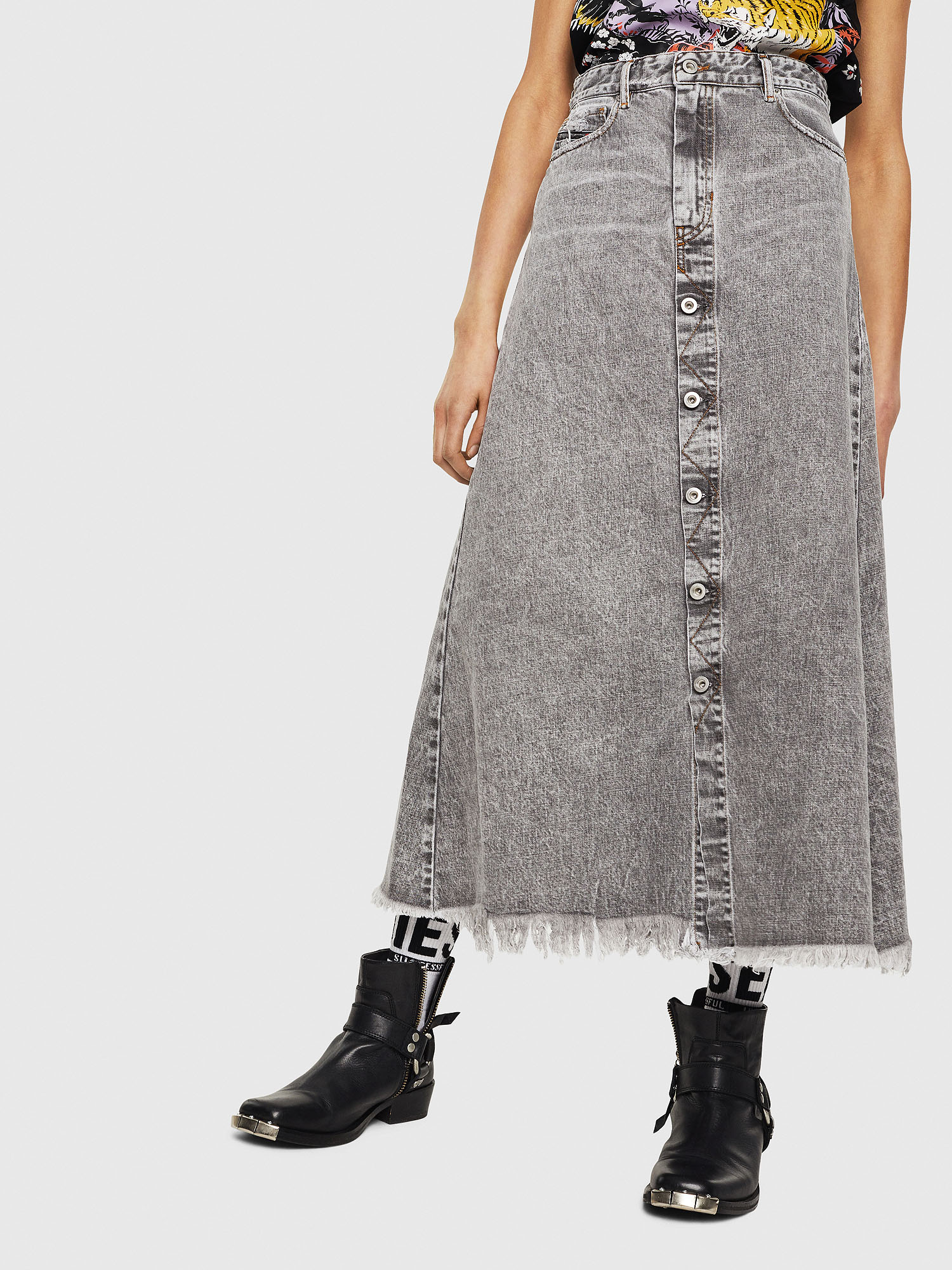 Diesel - DE-MARGY,  - Skirts - Image 1