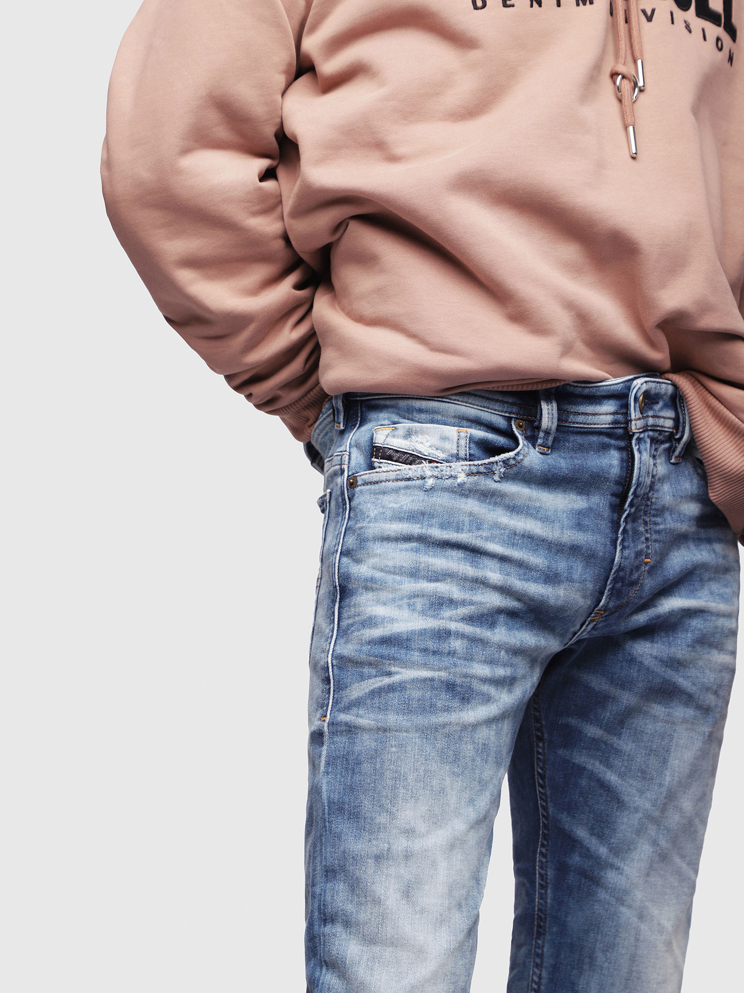 Diesel - Thommer JoggJeans 087AC,  - Jeans - Image 3