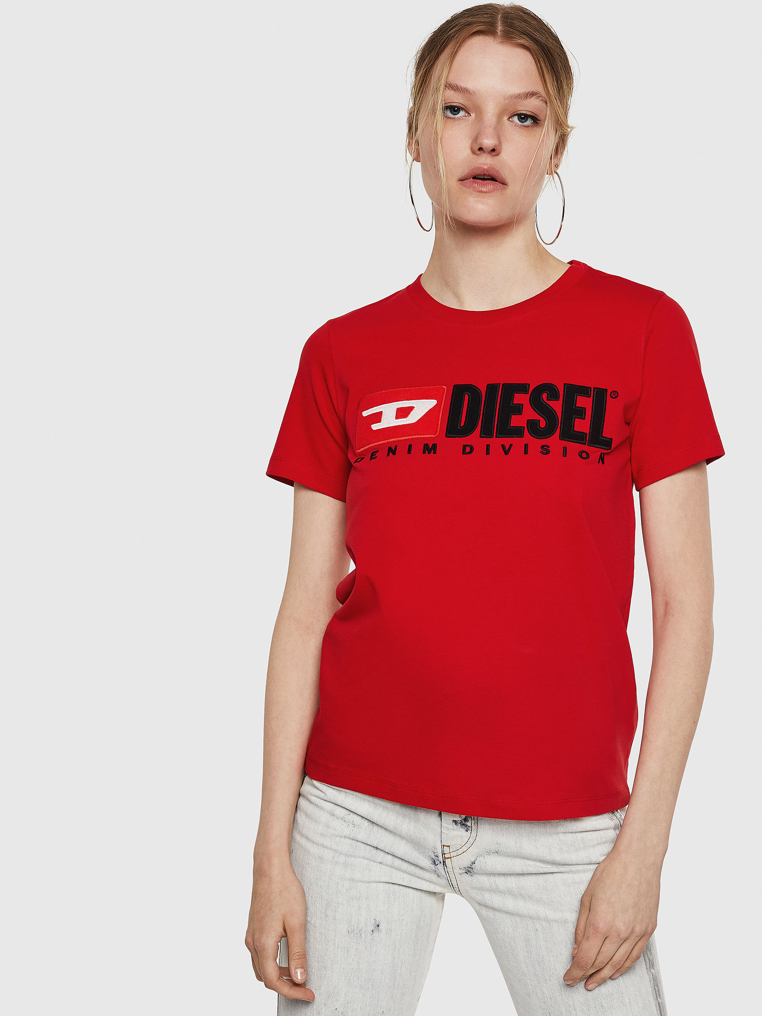 Diesel - T-SILY-DIVISION,  - T-Shirts - Image 1