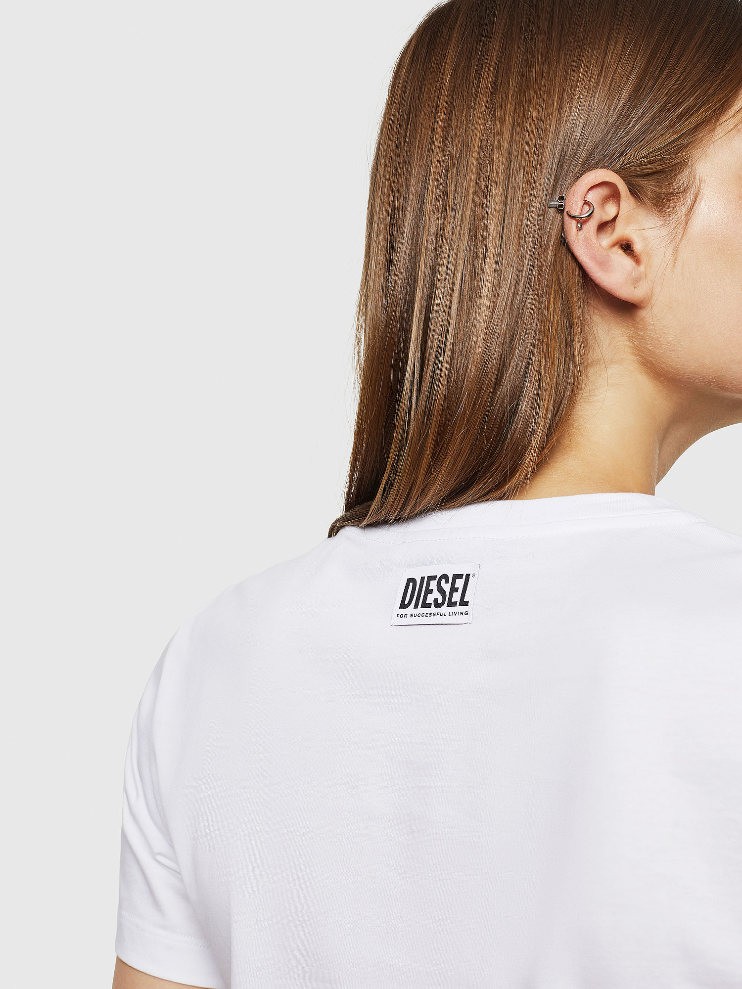 Diesel - T-SILY-WK,  - T-Shirts - Image 4